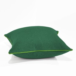 Augustus Amazon/Lime Floor Cushion - 60x60cm