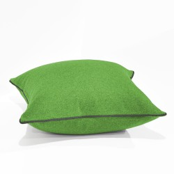 Augustus Lime/Armour Floor Cushion - 60x60cm