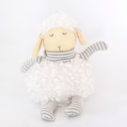 White Sheep Toy 22cm