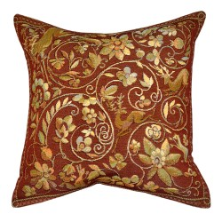 Mystery Garden Tapestry Cushion - 50x50cm
