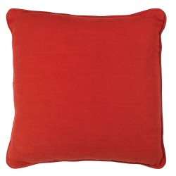 Essence Red Cushion - 45x45cm