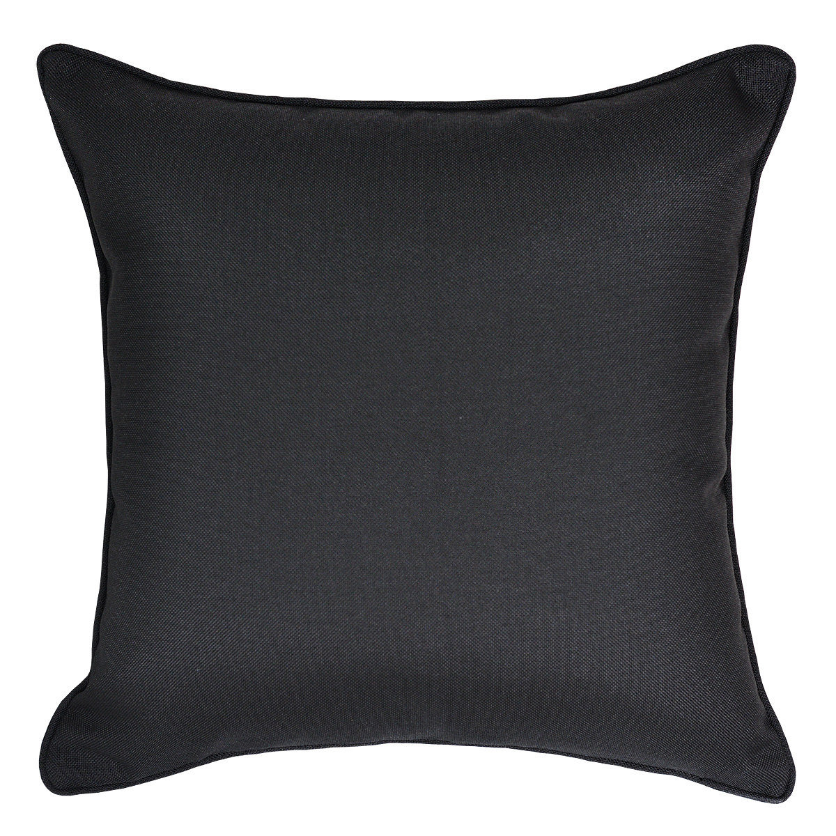 Kona Ash Outdoor Cushion with Piping - 45x45cm