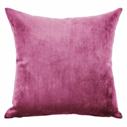 Mystere Boysenberry Velvet Cushion - 45x45cm