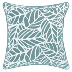 Tulum Ocean Outdoor Cushion with Piping - 45x45cm