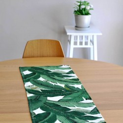 80x35cm Swaying Palms Table Runner