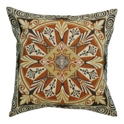 Hellas Tapestry Cushion - 50x50cm