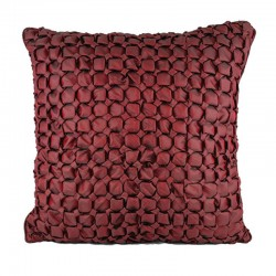 Burlesque Red Cushion - 45x45cm