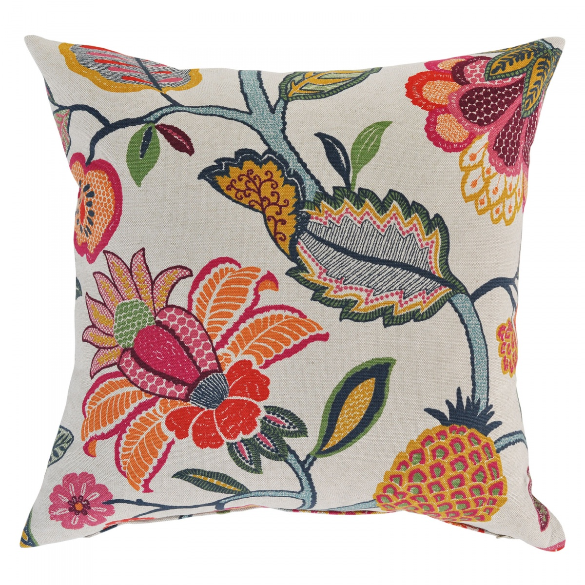 Timeless Grace Parchment Cushion - 55x55cm