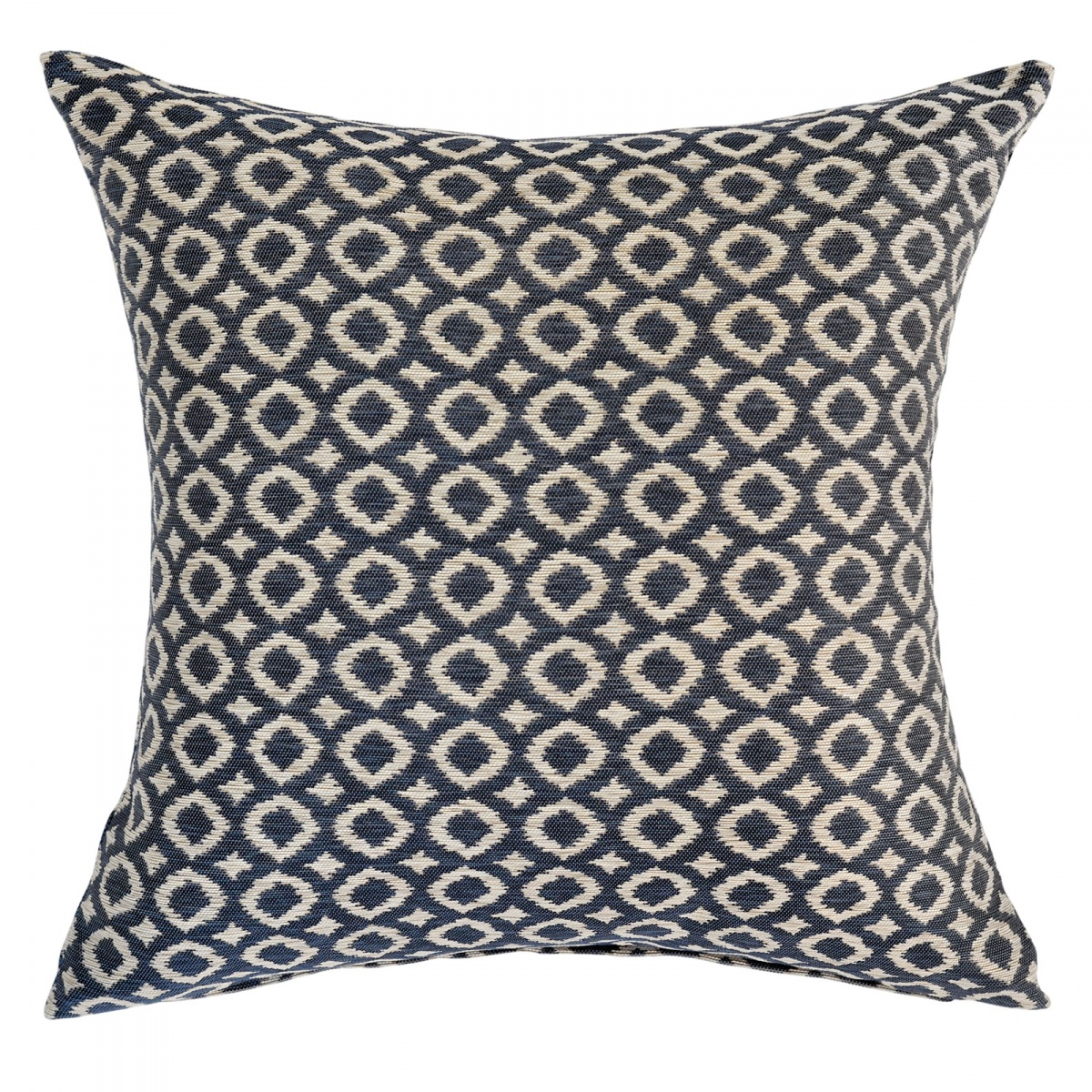 Ayana Navy Cushion - 55x55cm