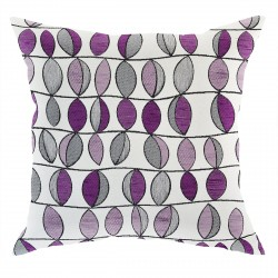 Summertime Violet Cushion - 45x45cm