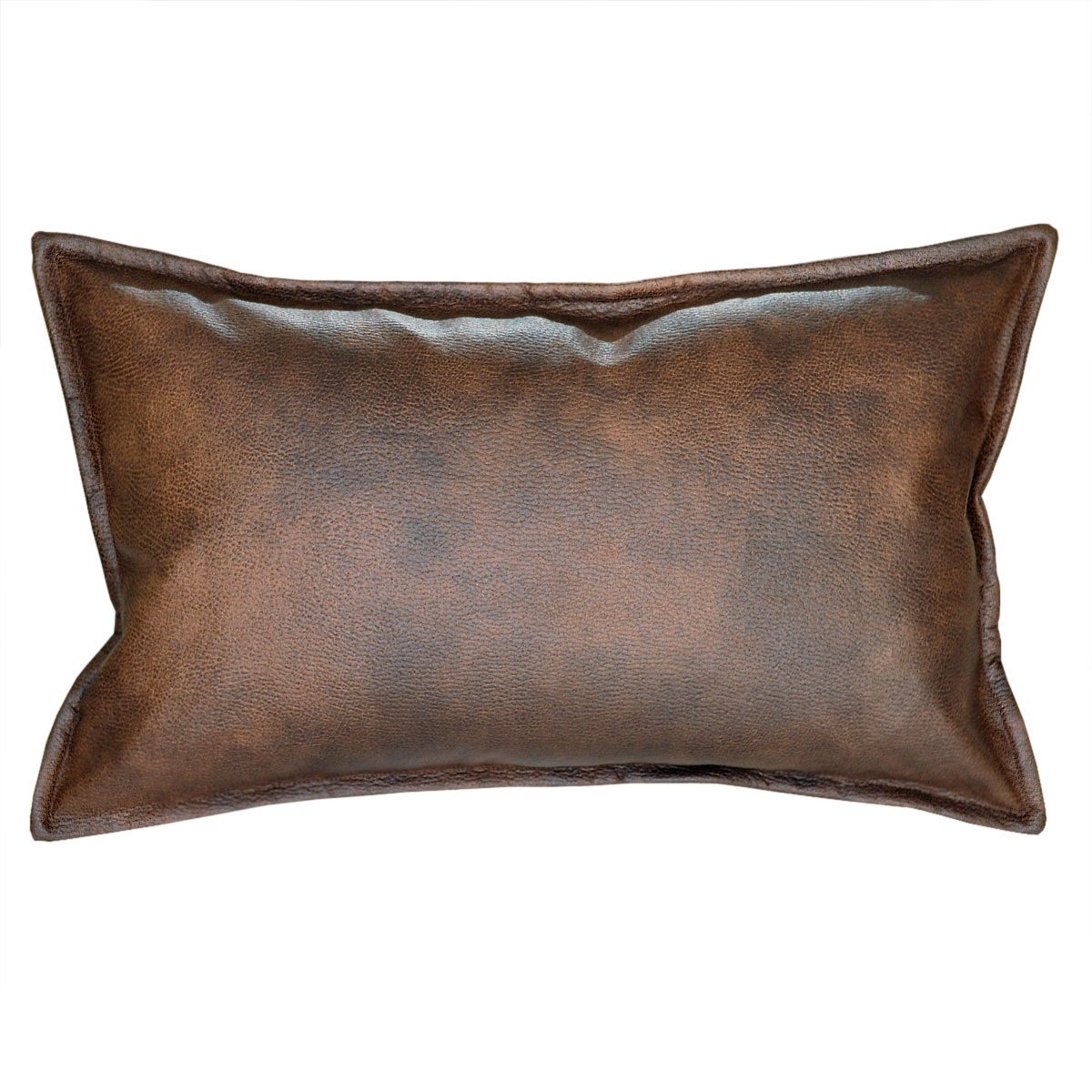 Eastwood Bison Cushion with Flange - 30x50cm