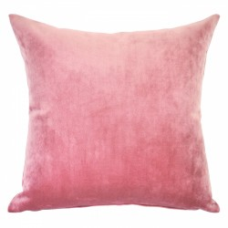Mystere Blush Velvet Cushion - 50x50cm