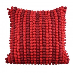Mariachi Red Cushion - 45x45cm