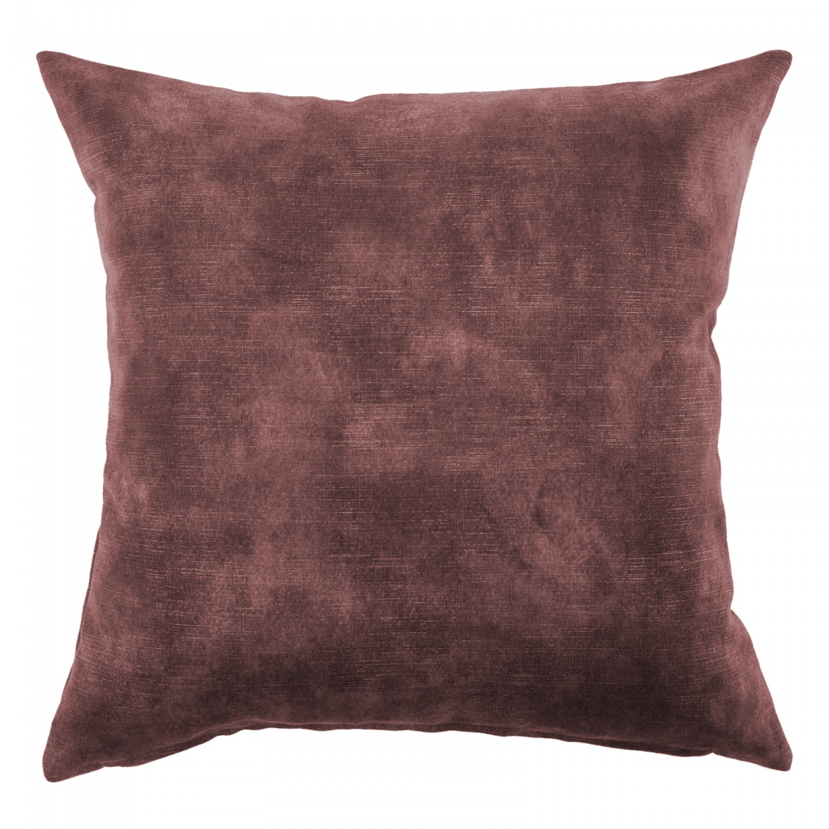 Lovely Oxblood Velvet Cushion - 45x45cm