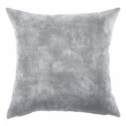Lovely Cement Velvet Cushion - 45x45cm