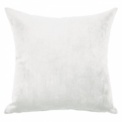 Mystere Dove Velvet Cushion - 55x55cm