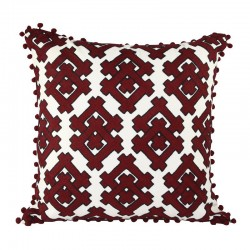 Lattice Cushion - 45x45cm