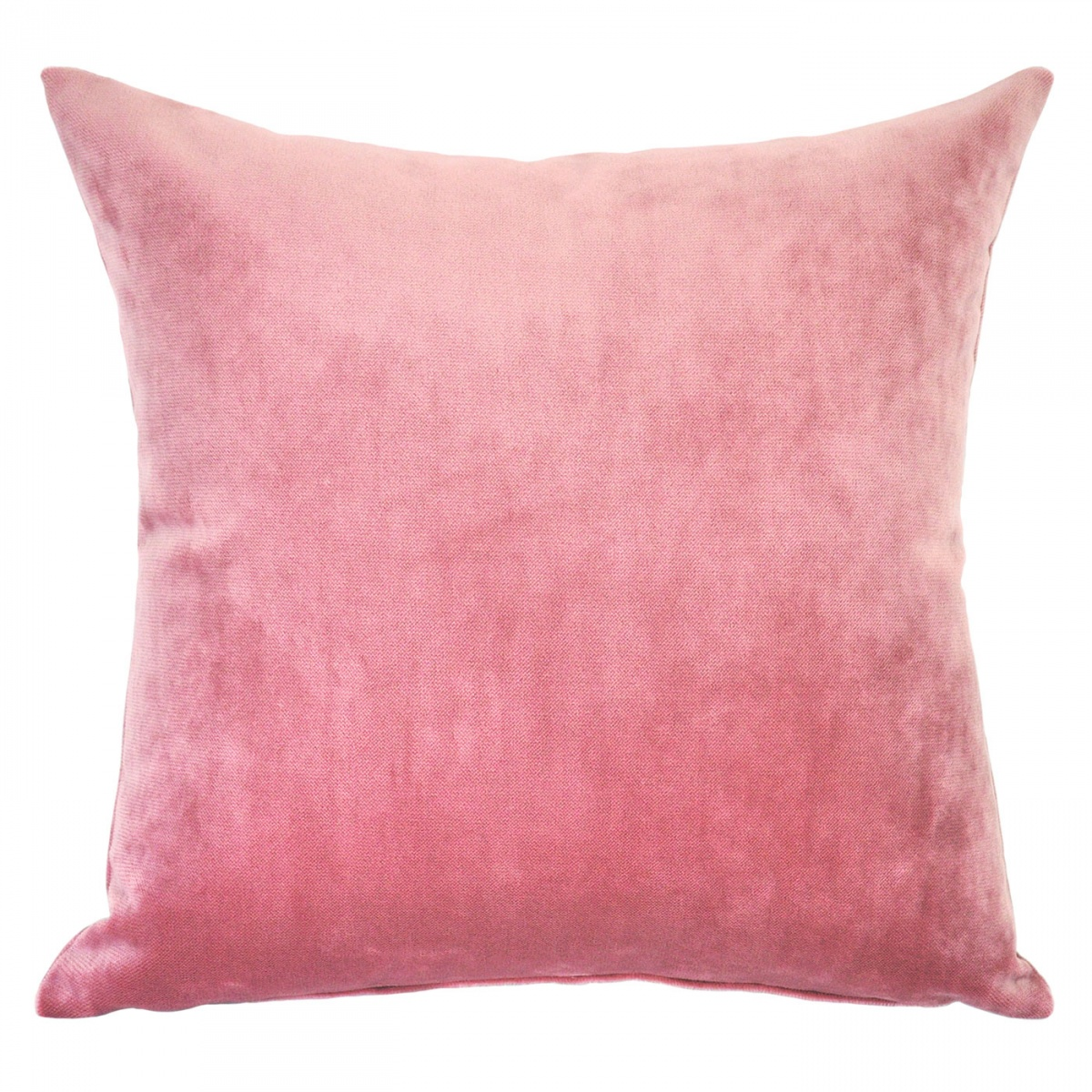 Mystere Blush Velvet Cushion - 40x40cm