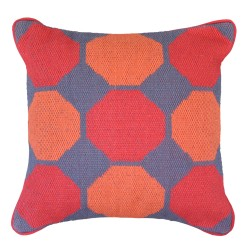 Hexagon Cushion - 45x45cm