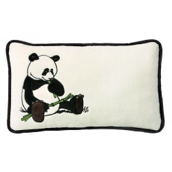 NICI Wild Panda Rectangle Cushion 43x25cm