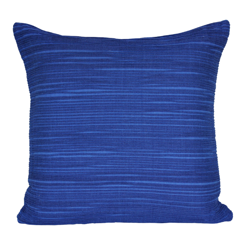 Nova Blue Cushion - 45x45cm