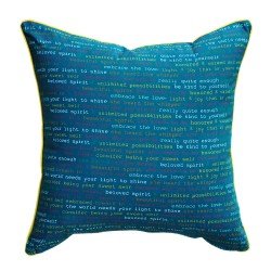 Blue Cushion - 45x45cm