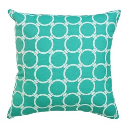Linked Jade Cushion 45x45cm