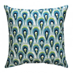 Chloe Birch Frost Cushion - 45x45cm