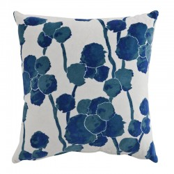 Wattle Indigo Cushion 45x45cm