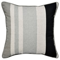 Wilson Black Stone Denton Cushion - 45x45cm