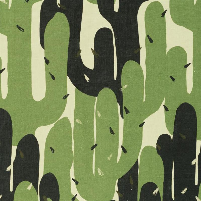 Cactus Verde Cushion 45x45cm Hupper