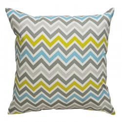 Zoom Zoom Summerland Natural Cushion - 45x45cm
