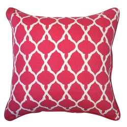 Marrakesh Watermelon Cushion - 45x45cm