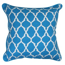 Marrakesh Turquoise Cushion - 45x45cm