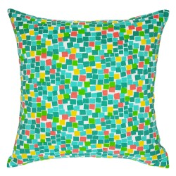 Cubix Lagoon Outdoor Cushion - 45x45cm