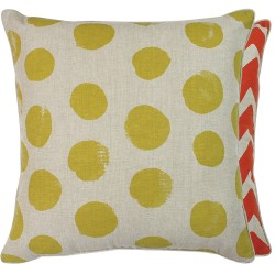 Edgy Dots Reversible Cushion - 45x45cm