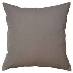 Light Brown Cushion - 45x45cm