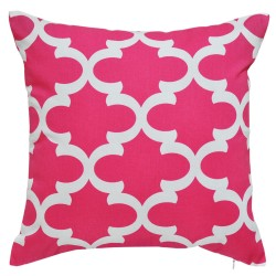 Fynn Candy Pink Cushion - 45x45cm