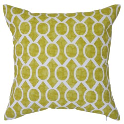 Sydney Artist Green Cushion - 45x45cm