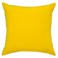 Fresco Yellow Outdoor Cushion - 45x45cm