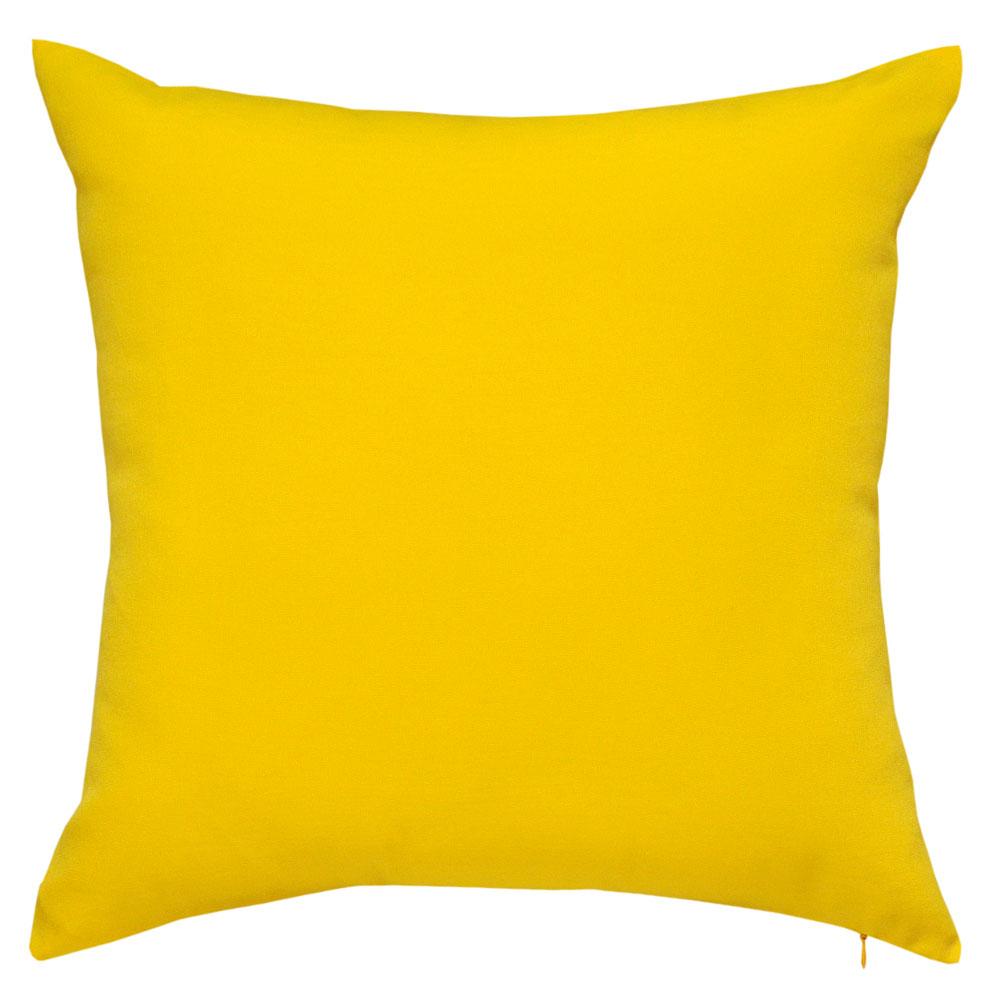 Yellow Bench Cushion Fresco Yellow Outdoor Cushion
