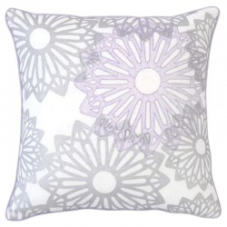 Catherine Wheel Lavender Cushion - 45x45cm