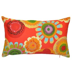 Crosby Lipstick Outdoor Cushion - 30x50cm