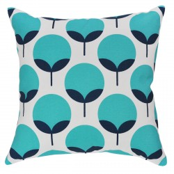Caroline Oxford Outdoor Cushion - 45x45cm