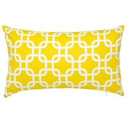 Gotcha Twill Corn Yellow Cushion - 30x50cm